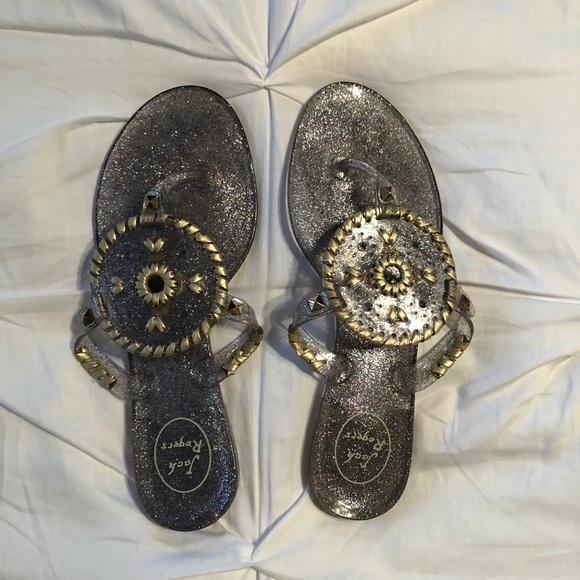 e60c25b23e5 Jack Rogers Shoes - Jack Rogers Georgica Jelly Sandal